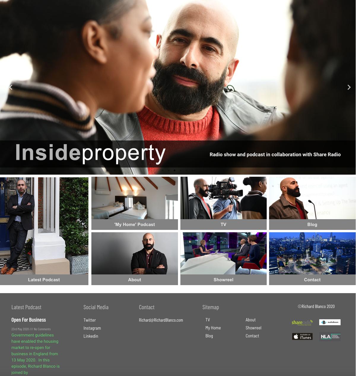 Inside Property Web Development
